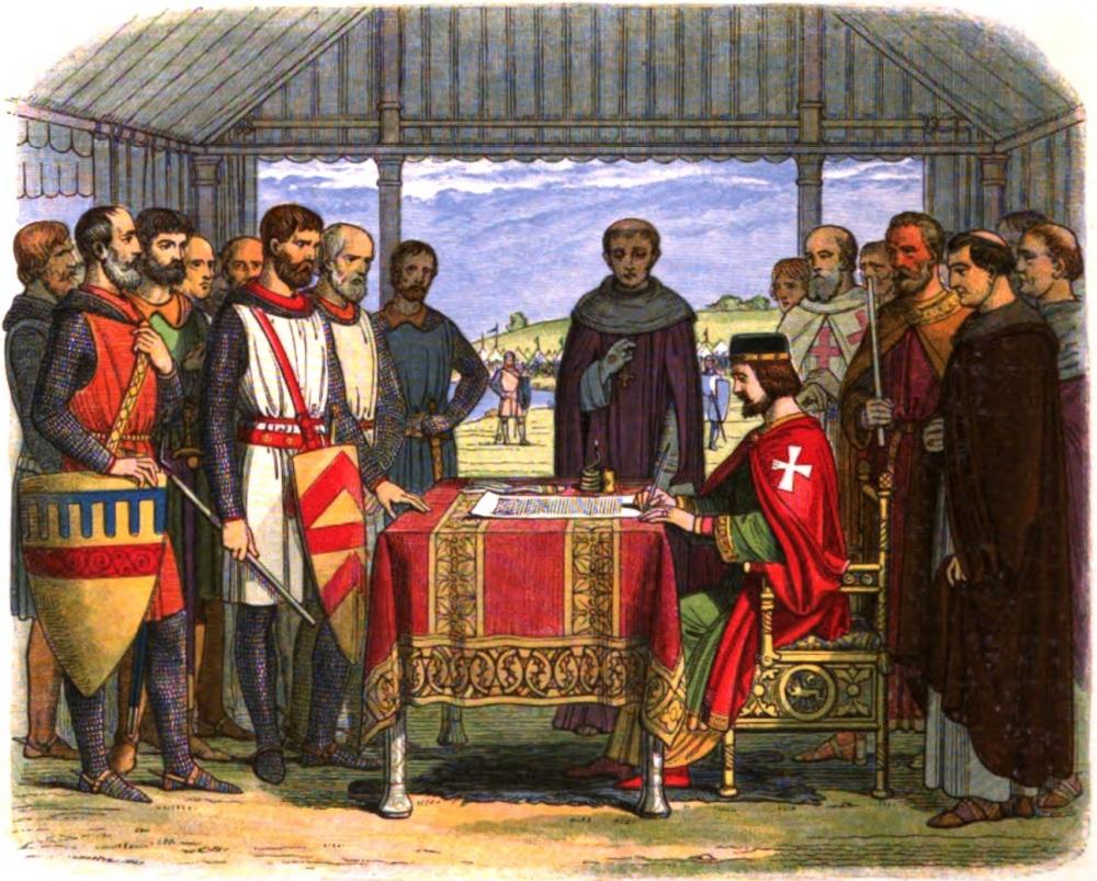 Magna Carta--what? (1/3)