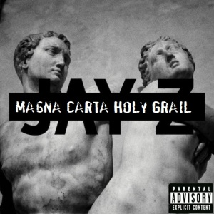 Jay Z Magna Carta Holy Grail cover
